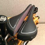 小太りにおすすめのサドル SERFAS RXアドバンス メンズ