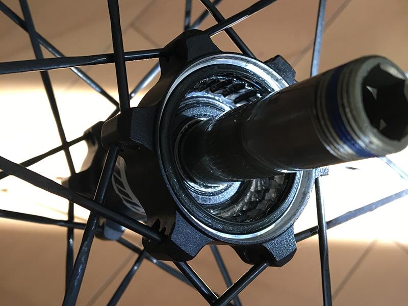 Prime RP-50カーボンチューブラー フリーボディー