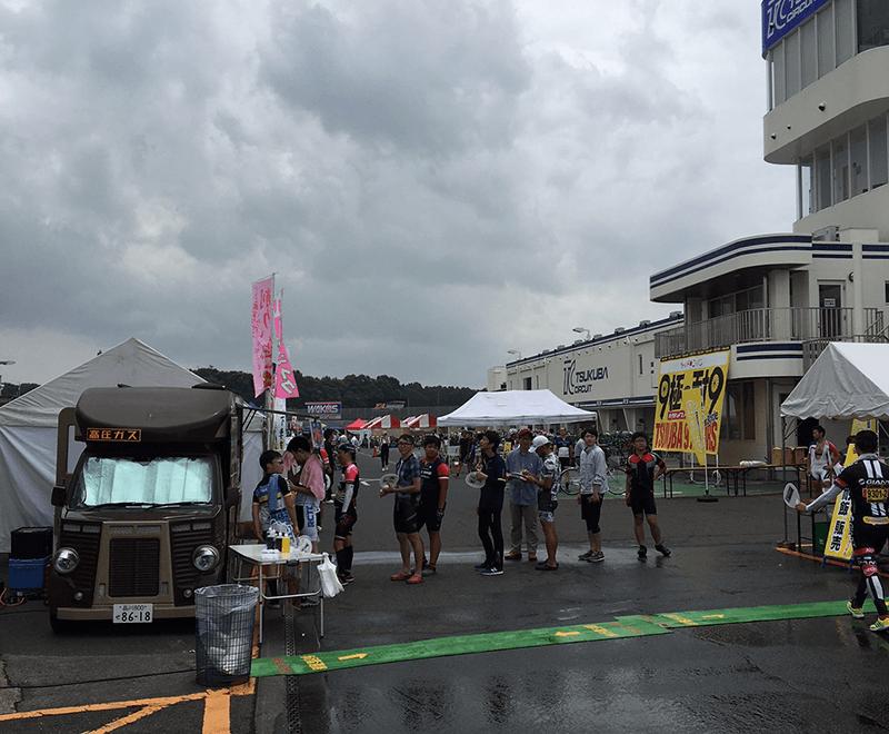 ツール・ド・ニッポン 9極の耐9 in 筑波サーキット
