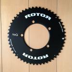 チェーンリングをROTOR(ローター)NOQ AERO OUTER Road Chainring – 110PCD レビュー
