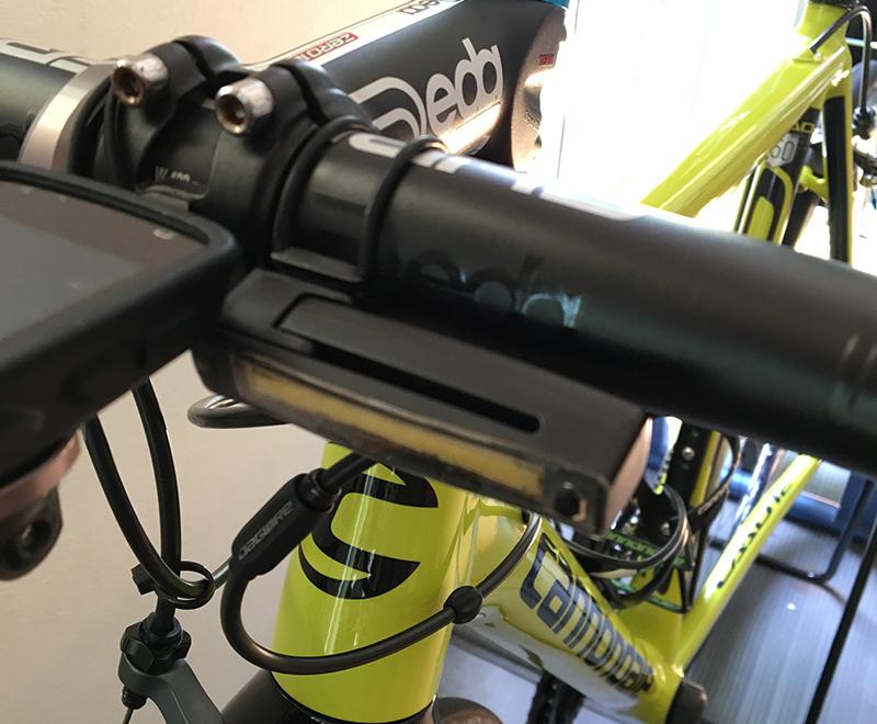 ロードバイク おすすめライト KNOG LED LIGHT