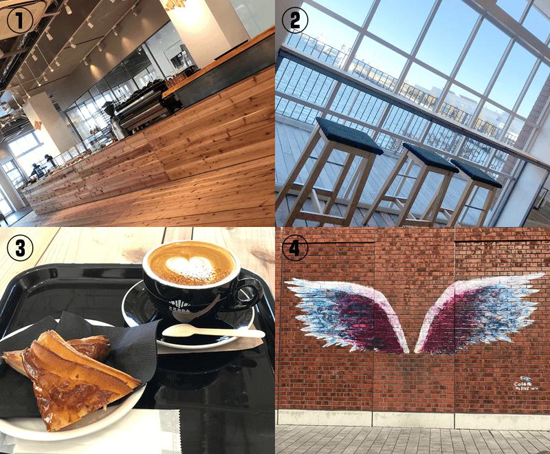 ゼブラ コーヒーアンドクロワッサン 横浜店
